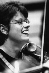 Catherine Yates - Violin