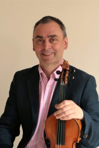 Benedict Holland - Violin