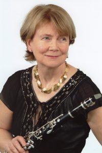 Janet Hilton - Clarinet