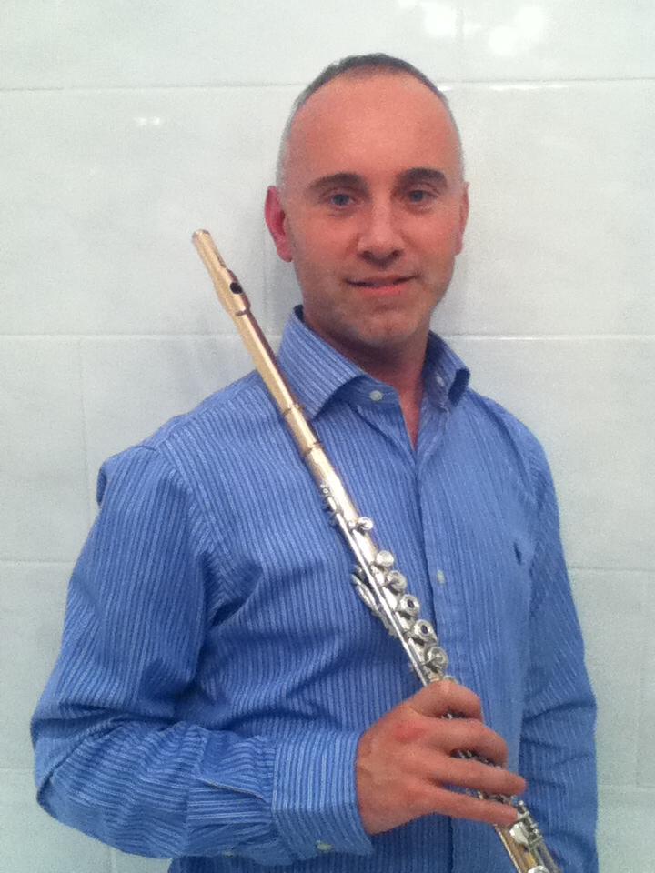 Jonathan Rimmer - Flute