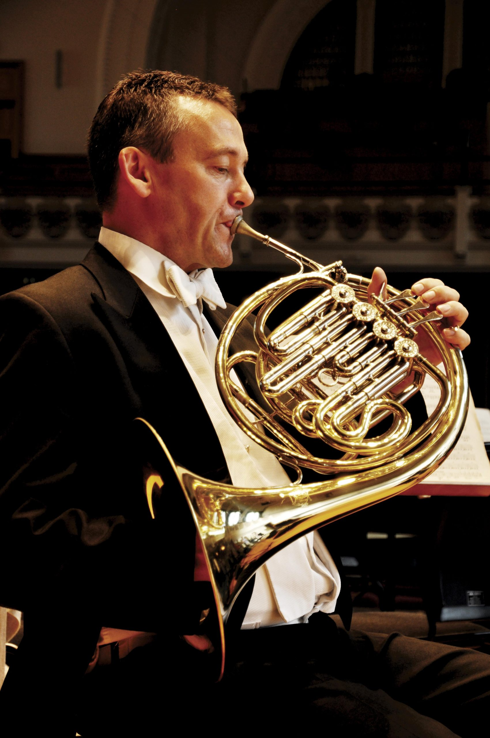 Laurence Davies - Horn
