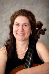 Heather Bills - Cello